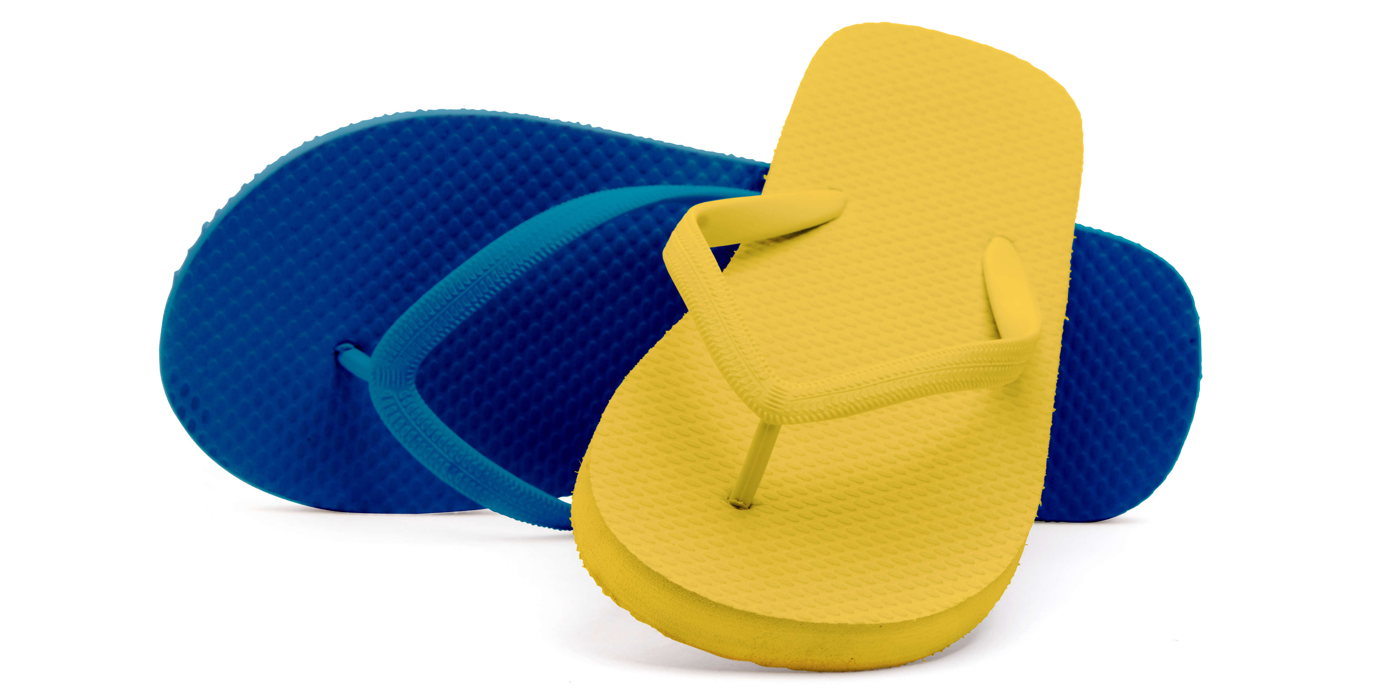 Flip-Flops in METRO GROUP colours