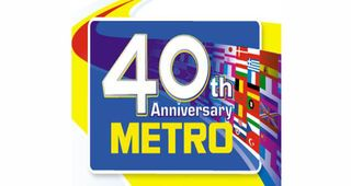 Logo 40th Anniversary