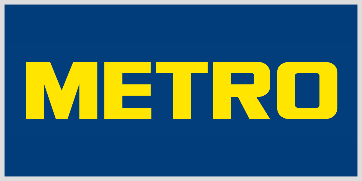 Logo of METRO Cash & Carry