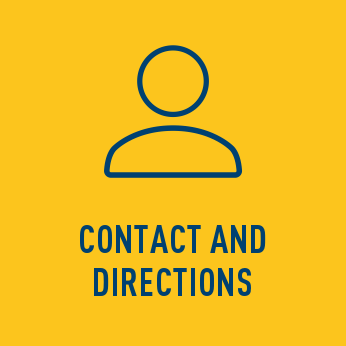 Icon for contact and directions