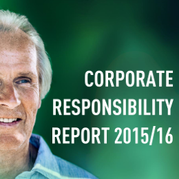 Corporate Responsibility Report 2013/14