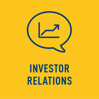 Icon of Investor Relations
