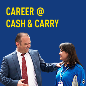 Career at METRO Cash and Carry