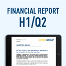 Half-Year Financial Report H1/Q2 2014/15