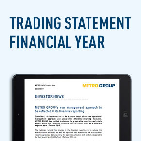 Trading Statement Financial Year